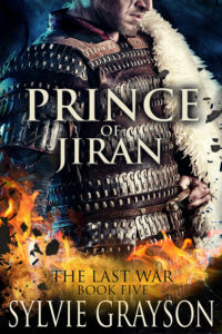Prince of Jiran, The Last War: Book Five